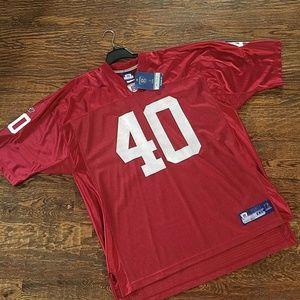 Reebok Pat Tillman NFL Arizona Cardinals Jersey